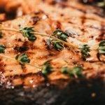 Gegrilde Zalmforel BBQ Recept